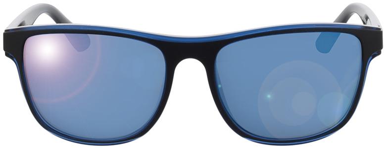 Picture of glasses model Superdry SDS Rockstep 112 black/blue 54-16 in angle 0