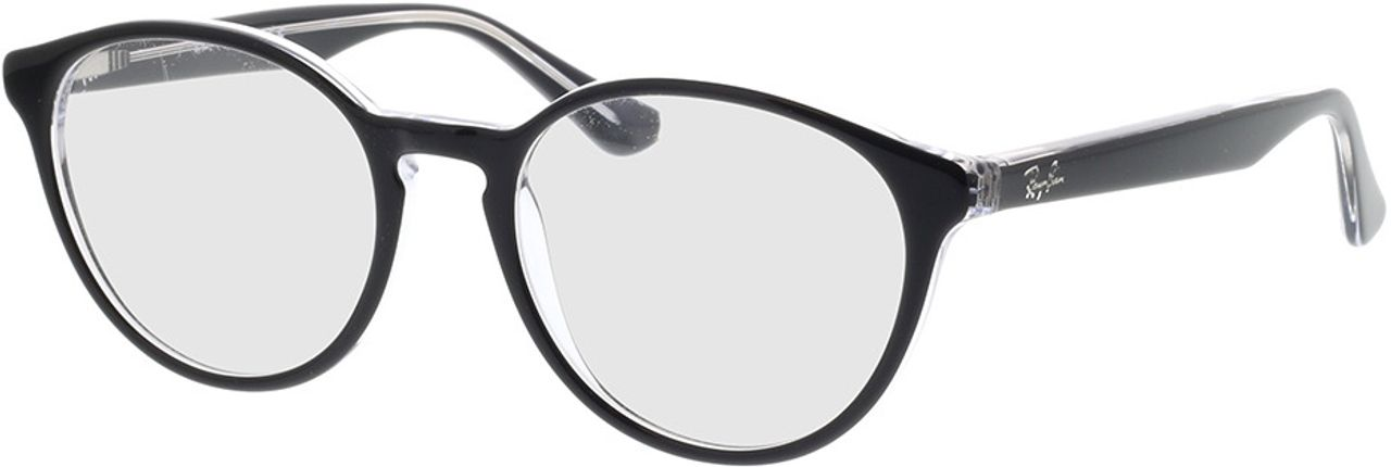 Picture of glasses model Ray-Ban RX5380 2034 52-19 in angle 330