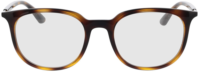 Picture of glasses model Ray-Ban RX7190 2012 51 in angle 0