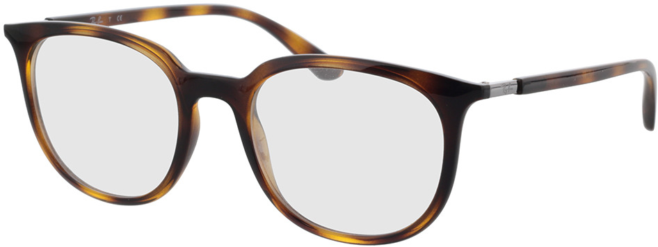 Picture of glasses model Ray-Ban RX7190 2012 51 in angle 330