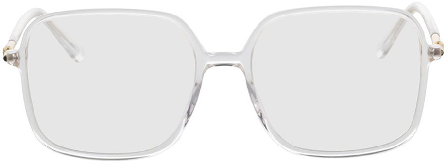 Picture of glasses model Donna-transparent in angle 0
