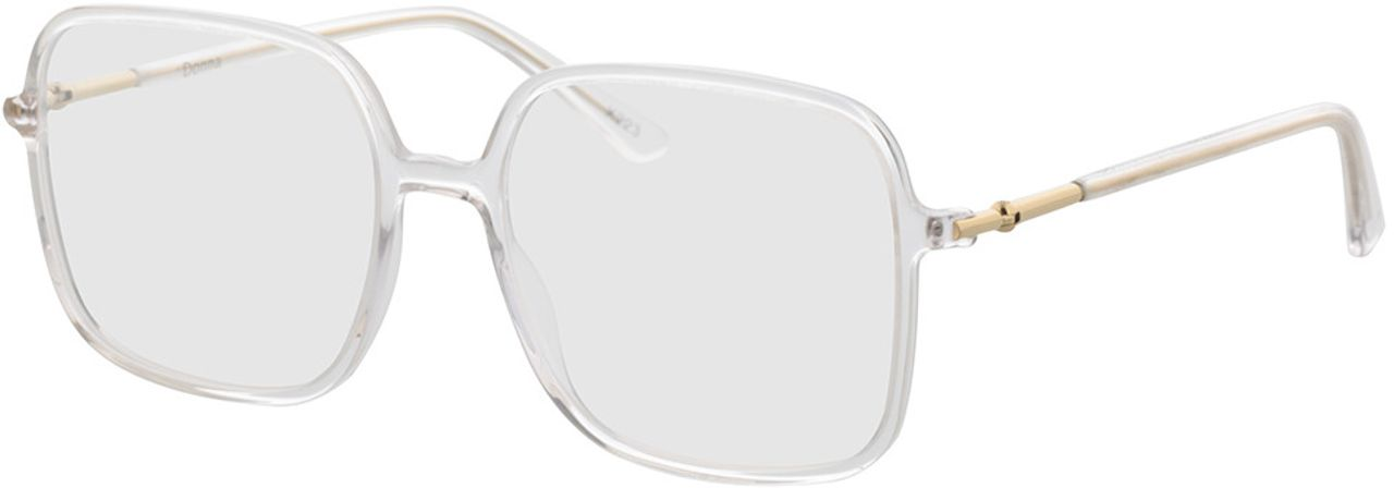 Picture of glasses model Donna-transparent in angle 330