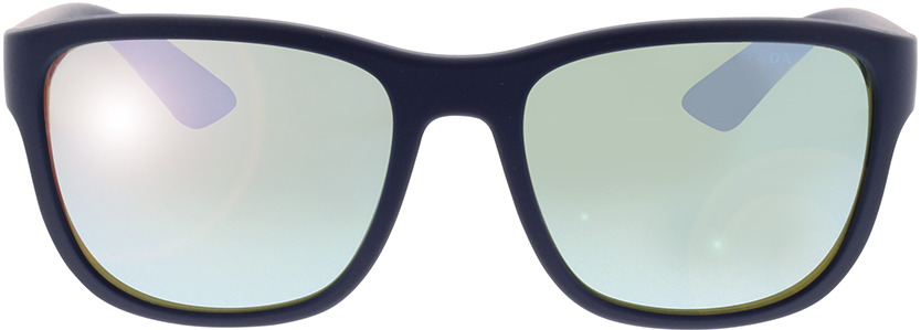 Picture of glasses model Prada Linea Rossa PS 01US TFY740 59-19 in angle 0