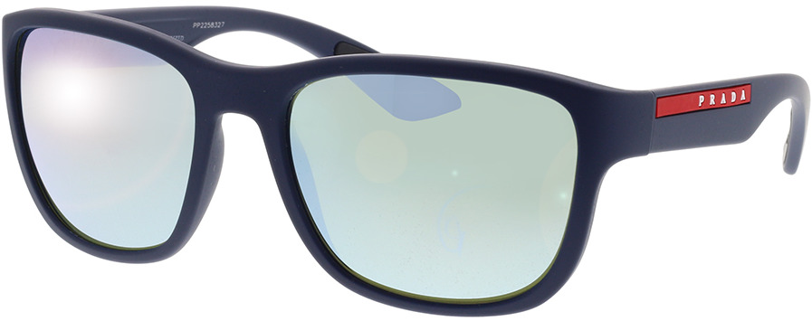 Picture of glasses model Prada Linea Rossa PS 01US TFY740 59-19 in angle 330
