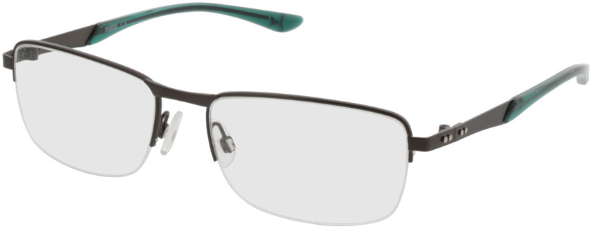 Picture of glasses model Puma PU0094O 006 57-18 in angle 330