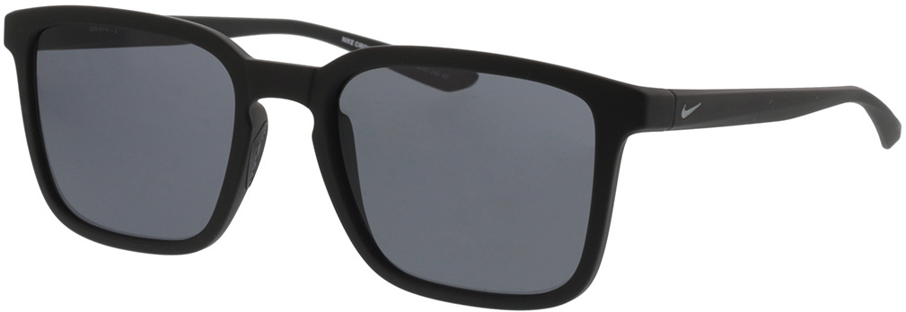Picture of glasses model Nike NIKE CIRCUIT EV1195 001 55-20 in angle 330