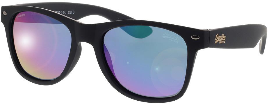 Picture of glasses model Superdry SDS Alfie 127P preto 55-17 in angle 330