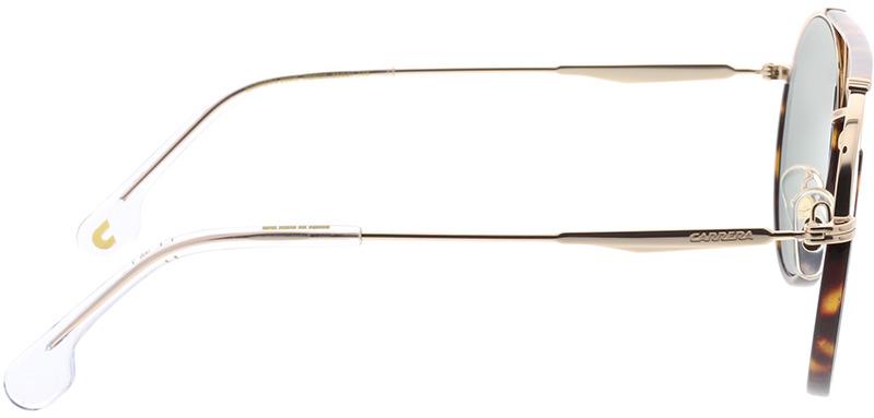 Picture of glasses model Carrera CARRERA 208/S PEF 54-21 in angle 90