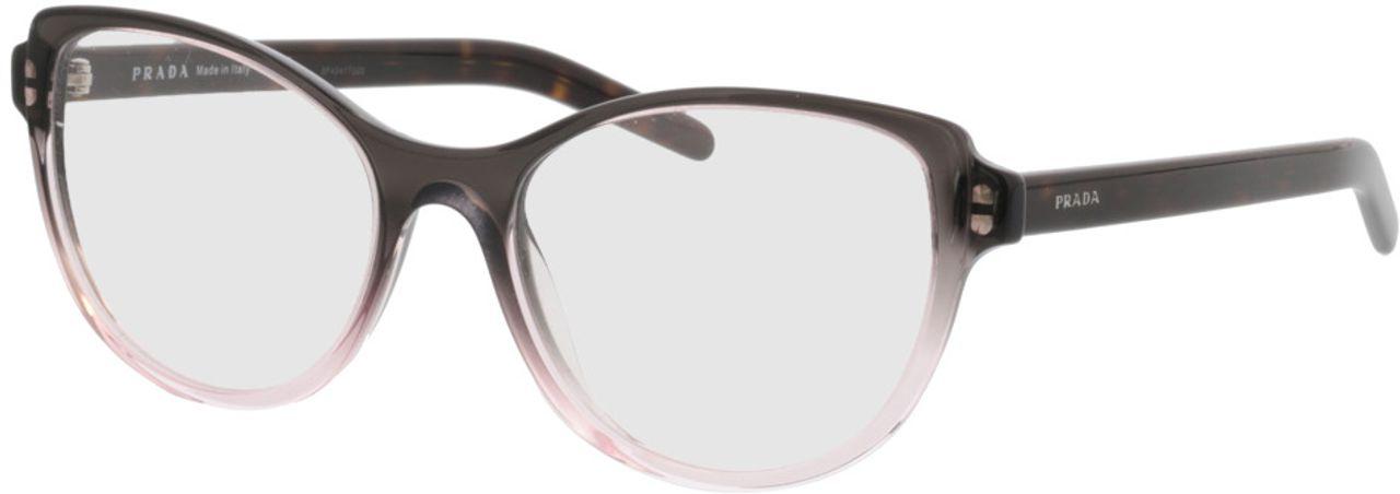 Picture of glasses model Prada Catwalk PR 12VV 4871O1 54-18 in angle 330