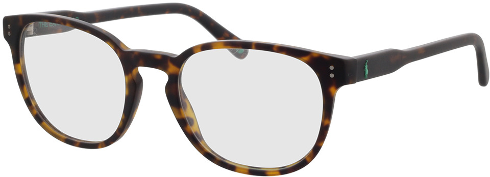 Picture of glasses model Polo Ralph Lauren PH2232 5954 53-20 in angle 330