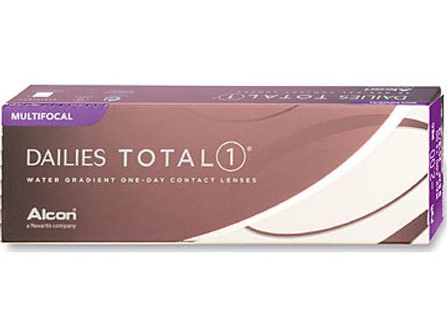 Dailies Total 1 Multifocal 30er Box