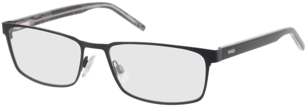 Picture of glasses model Hugo HG 1075 003 58-18 in angle 330