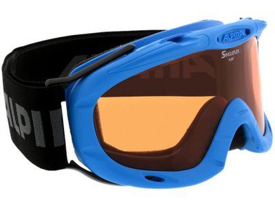 Brille Alpina Skibrille RUBY S Blue