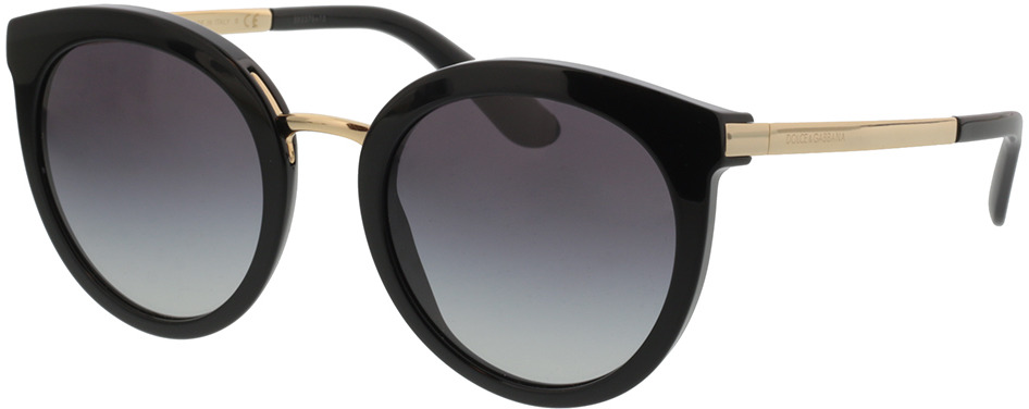 Picture of glasses model Dolce & Gabbana DG4268 501/8G 52-22