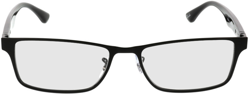 Picture of glasses model Ray-Ban RX6238 2509 55-17 in angle 0