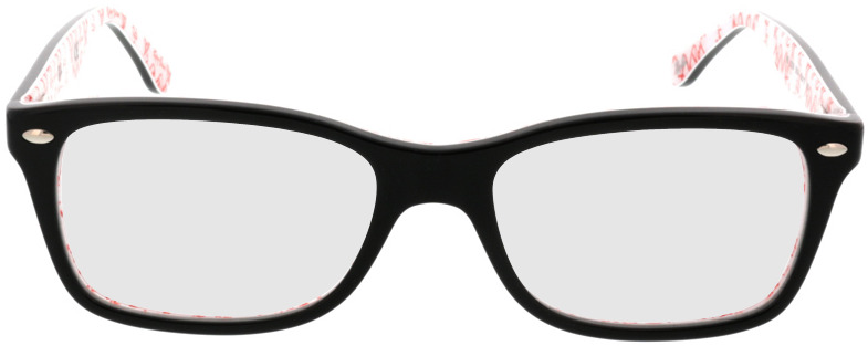 Picture of glasses model Ray-Ban RX5228 5014 53-17 in angle 0