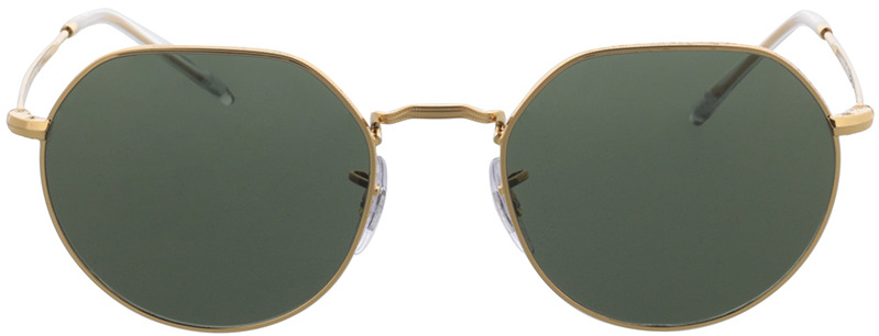 Picture of glasses model Ray-Ban RB3565 919631 53-20 in angle 0