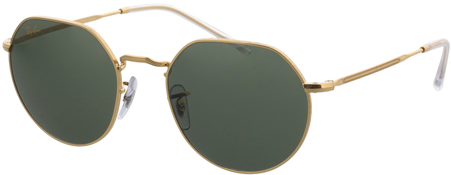 Picture of glasses model Ray-Ban RB3565 919631 53-20 in angle 330