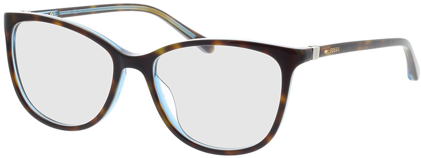 Picture of glasses model Fossil FOS 7071 YAP 52-16 in angle 330