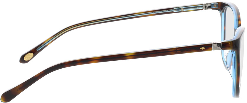 Picture of glasses model Fossil FOS 7071 YAP 52-16 in angle 90