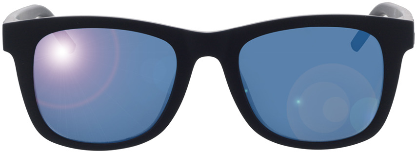 Picture of glasses model Hugo HG 1150/S FLL 52-21 in angle 0