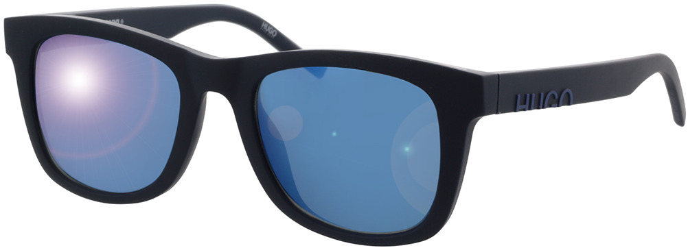 Picture of glasses model Hugo HG 1150/S FLL 52-21 in angle 330