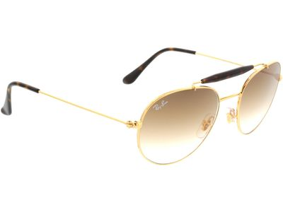 Brille Ray-Ban RB3540 001/51 53-18