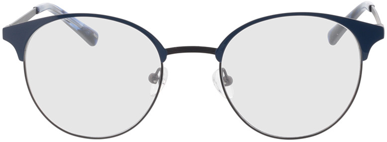 Picture of glasses model Lindale-azul/antracite in angle 0