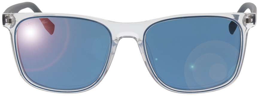 Picture of glasses model Lacoste L882S 414 55-18 in angle 0