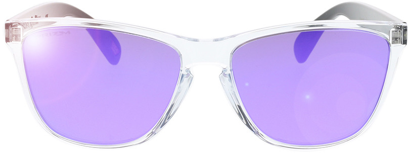 Picture of glasses model Oakley Frogskins 35th OO9444 944405 57-16 in angle 0