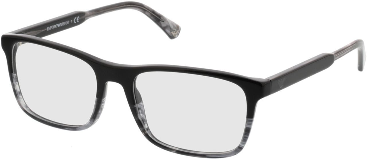 Picture of glasses model Emporio Armani EA3120 5566 55-18 in angle 330