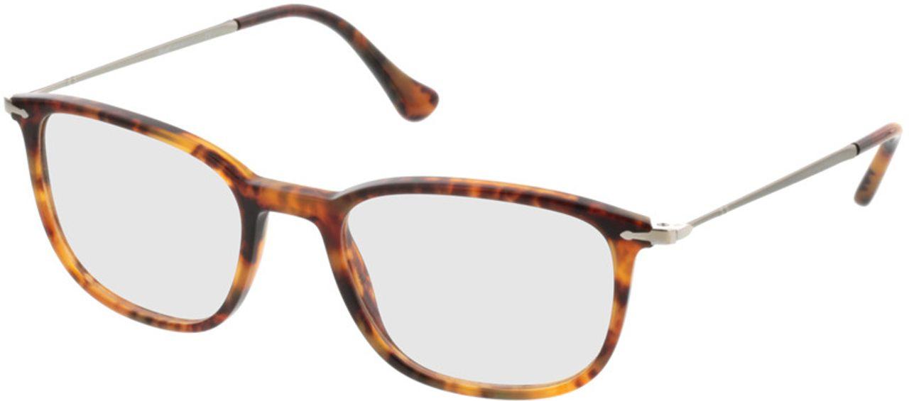 Picture of glasses model Persol PO3146V 108 51-19 in angle 330