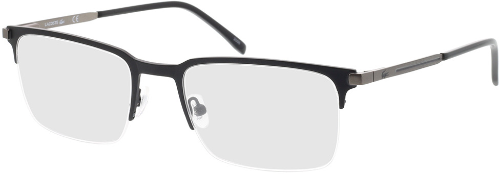 Picture of glasses model Lacoste L2268 001 54-20 in angle 330