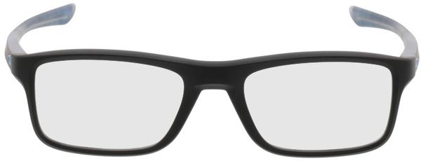 Picture of glasses model Oakley Plank 2.0 OX8081 01 51-18 in angle 0