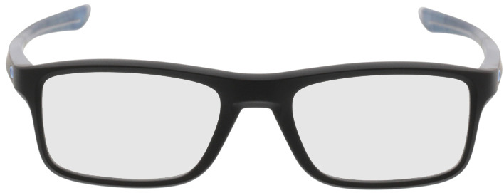 Picture of glasses model Oakley Plank 2.0 OX8081 808101 51 18 in angle 0