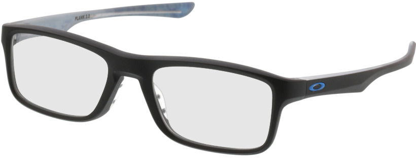 Picture of glasses model Oakley Plank 2.0 OX8081 808101 51 18 in angle 330
