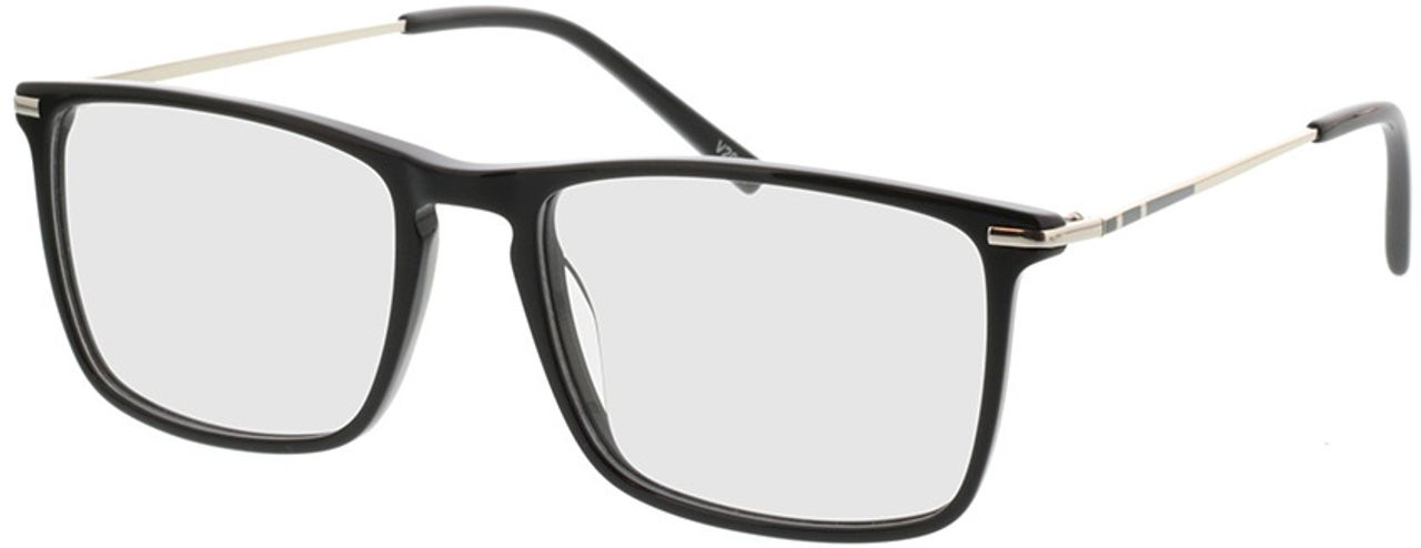 Picture of glasses model Aurel-schwarz in angle 330