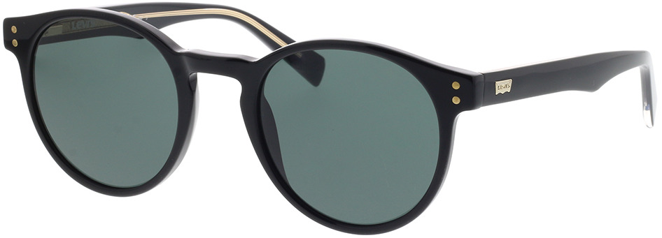 Picture of glasses model Levi's LV 5005/S 807 50-22 in angle 330
