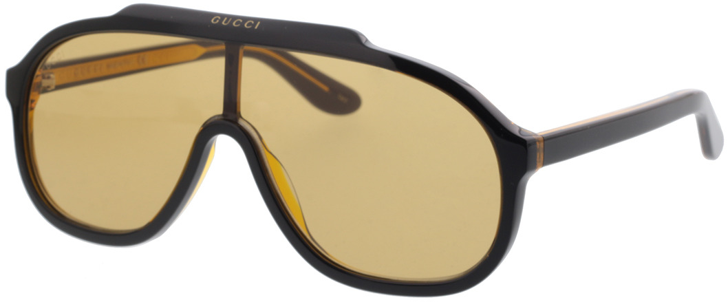 Picture of glasses model Gucci GG1038S-003 99-16 in angle 330