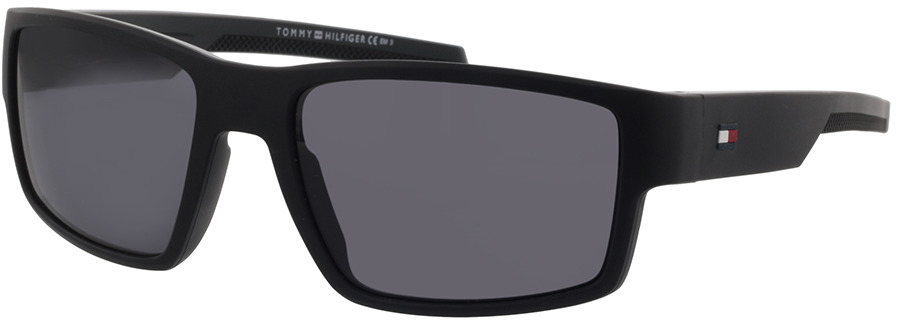 Picture of glasses model Tommy Hilfiger TH 1806/S 003 58-18 in angle 330