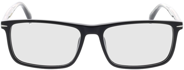 Picture of glasses model David Beckham DB 1019 807 54-16 in angle 0