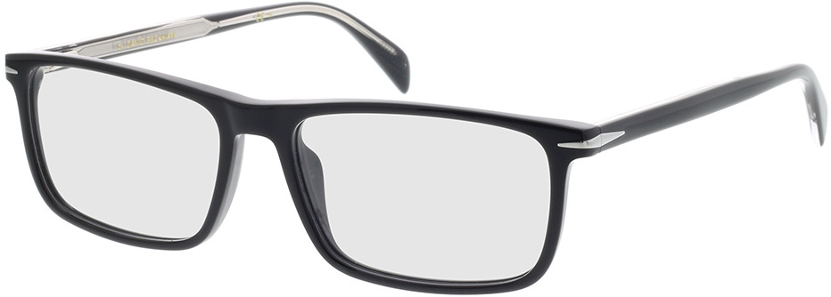 Picture of glasses model David Beckham DB 1019 807 54-16 in angle 330