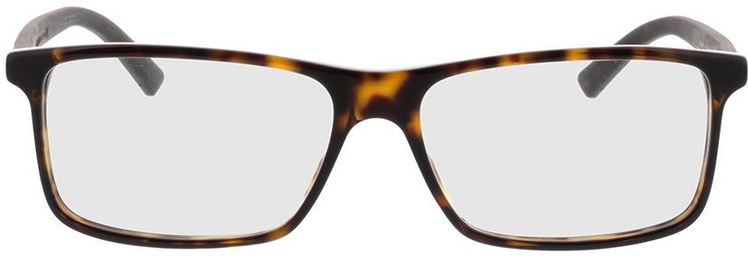 Picture of glasses model Gucci GG0424O-006 58-16 in angle 0