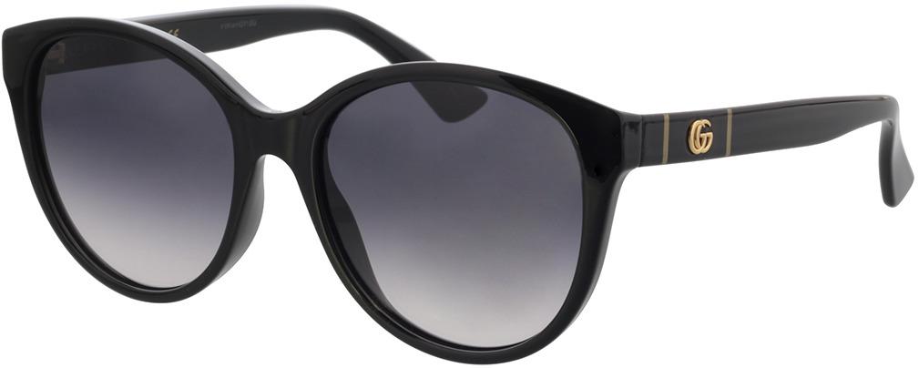 Picture of glasses model Gucci GG0631S-001 56-18