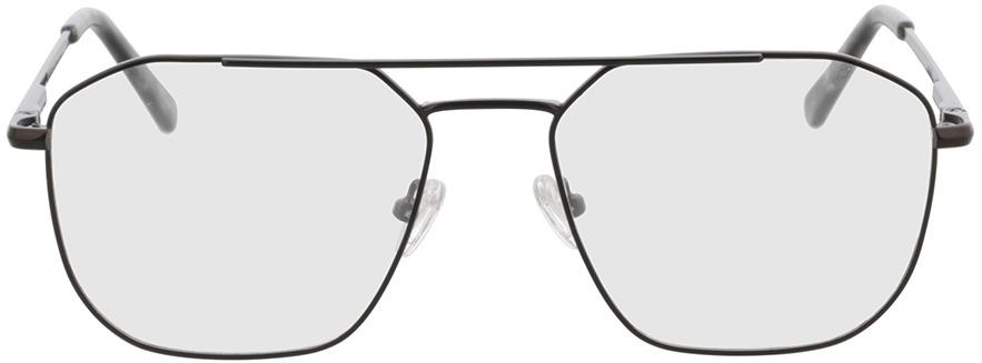 Picture of glasses model Berry gun/blue havana in angle 0