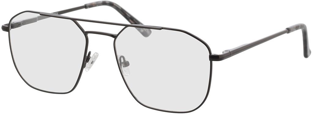 Picture of glasses model Berry gun/blue havana in angle 330