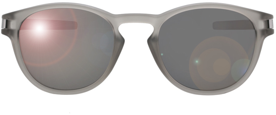 Picture of glasses model Oakley OO9265 926558 53-21 in angle 0