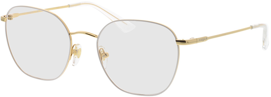 Picture of glasses model Vogue VO4178 5120 50-18 in angle 330
