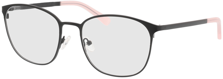 Picture of glasses model Caddy-schwarz in angle 330
