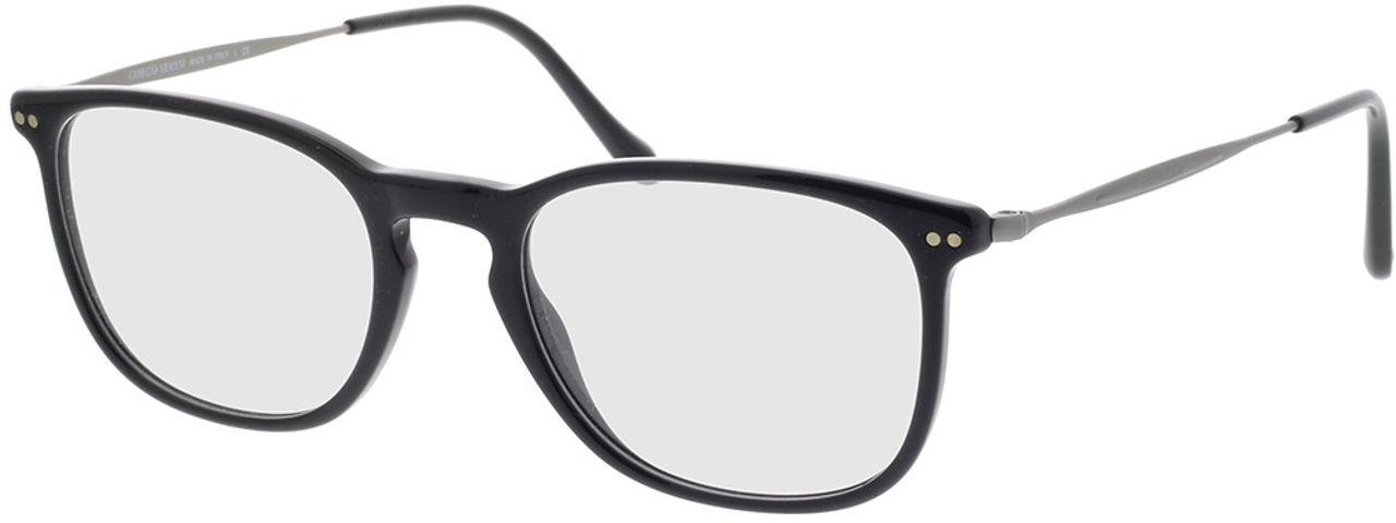 Picture of glasses model Giorgio Armani AR7190 5001 53-20 in angle 330